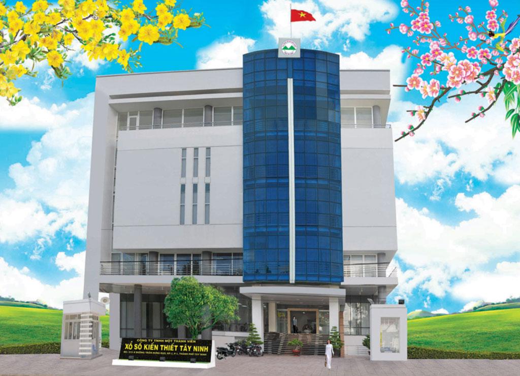 Tòa nhà Xổ số Tây Ninh