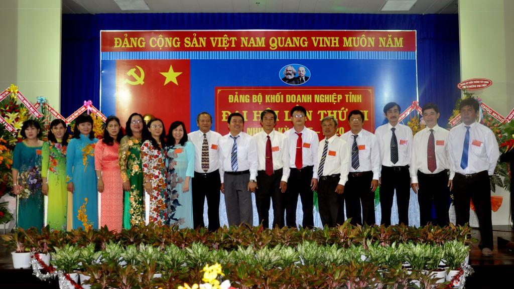 Đoàn Đại Biểu Dự Đại Hội KDN Tỉnh 2015
